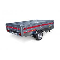 TRANSPORTER 2615 C - 265x153 oś 1350kg