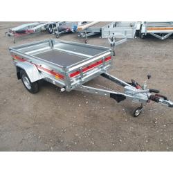 PRO BREAK 236x125 C oś 750kg